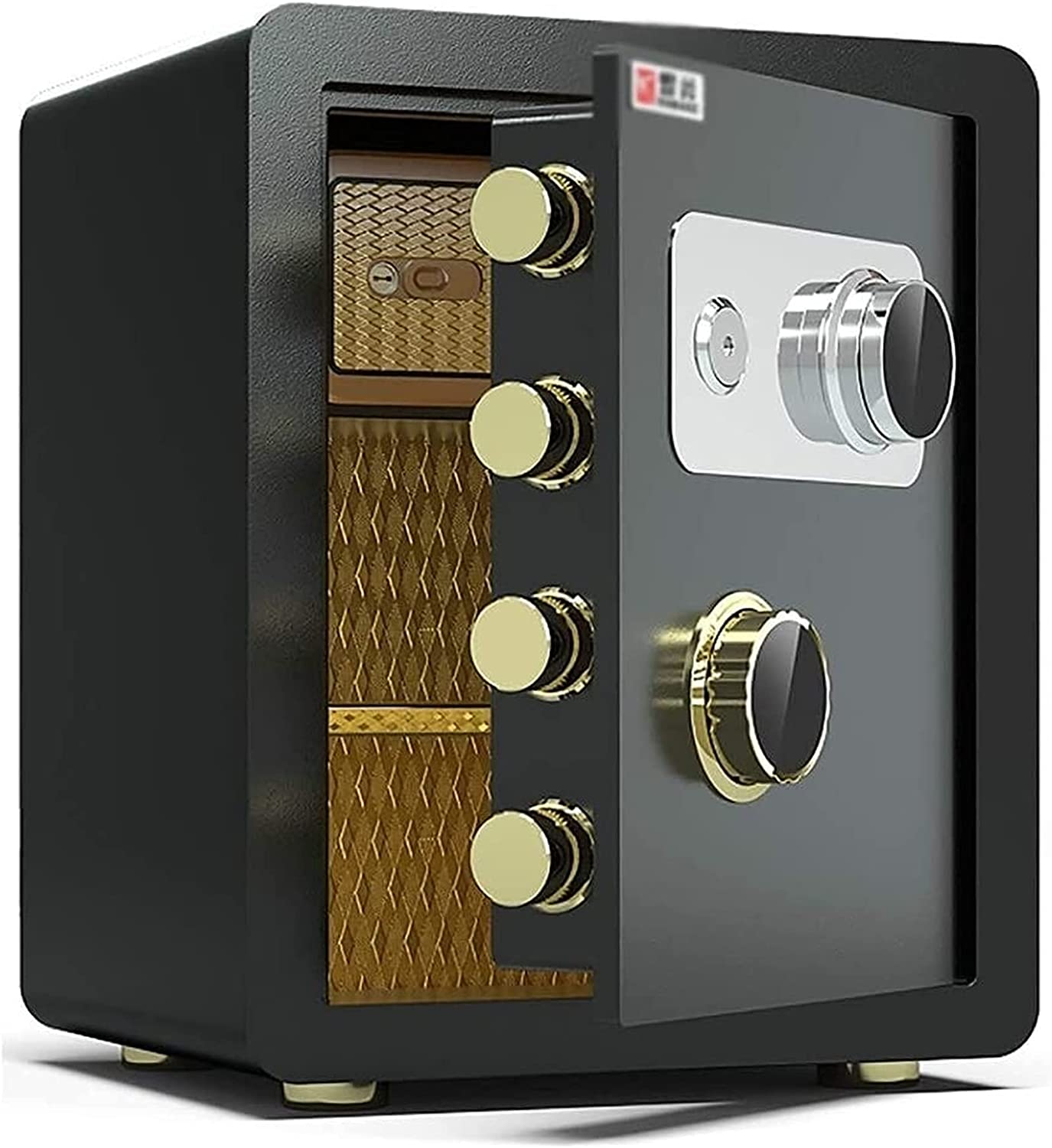 PARTAS Cabinet Safes Home with Price reduction Key Safe Mechanical A Outlet SALE