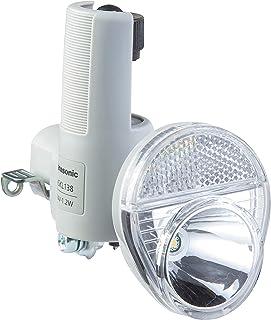 パナソニック(Panasonic) LED発電ランプ [NSKL138-N] ワイドLED NSKL138 自転車
