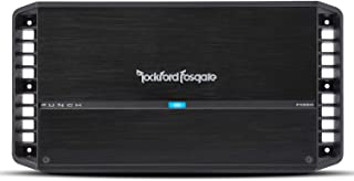 Rockford Fosgate Punch P1000X5 1000 Watt 5 Channel Amplifier