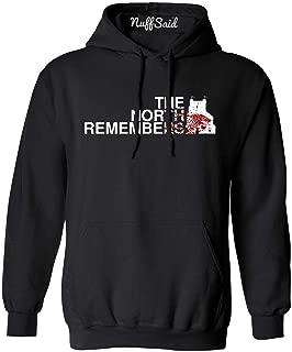 The North Remembers Towers Logo GoT Thones Hoodie – Unisex Sweatshirt