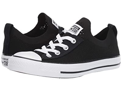 Converse Chuck Taylor All Star Shoreline Knit (Black/White/Black) Women