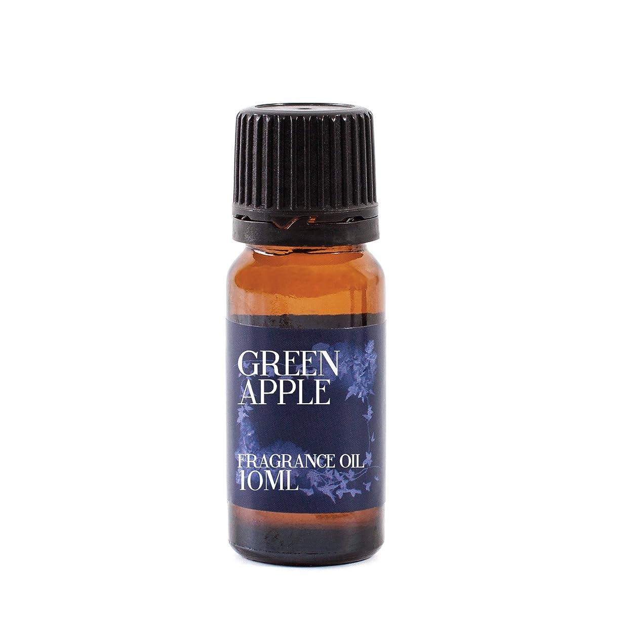 肺希望に満ちた満たすMystic Moments | Green Apple Fragrance Oil - 10ml