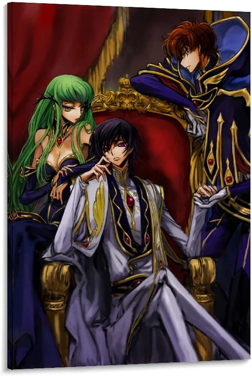 Large-scale sale QQWER Anime Code Geass Lelouch of Rebellion C Dallas Mall Suzaku The