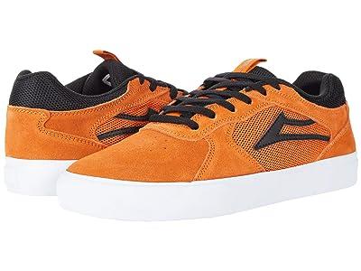 Lakai Proto Vulc (Burnt Orange Suede) Men