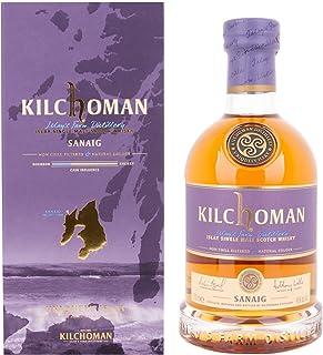 Kilchoman SANAIG Islay Single Malt Scotch Whisky 46% Vol. 0,7 l  GB