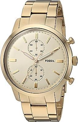 Fossil - 44mm Townsman - FS5348