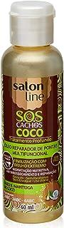 Reparador de Pontas 60 ml SOS Coco Unit, Salon Line