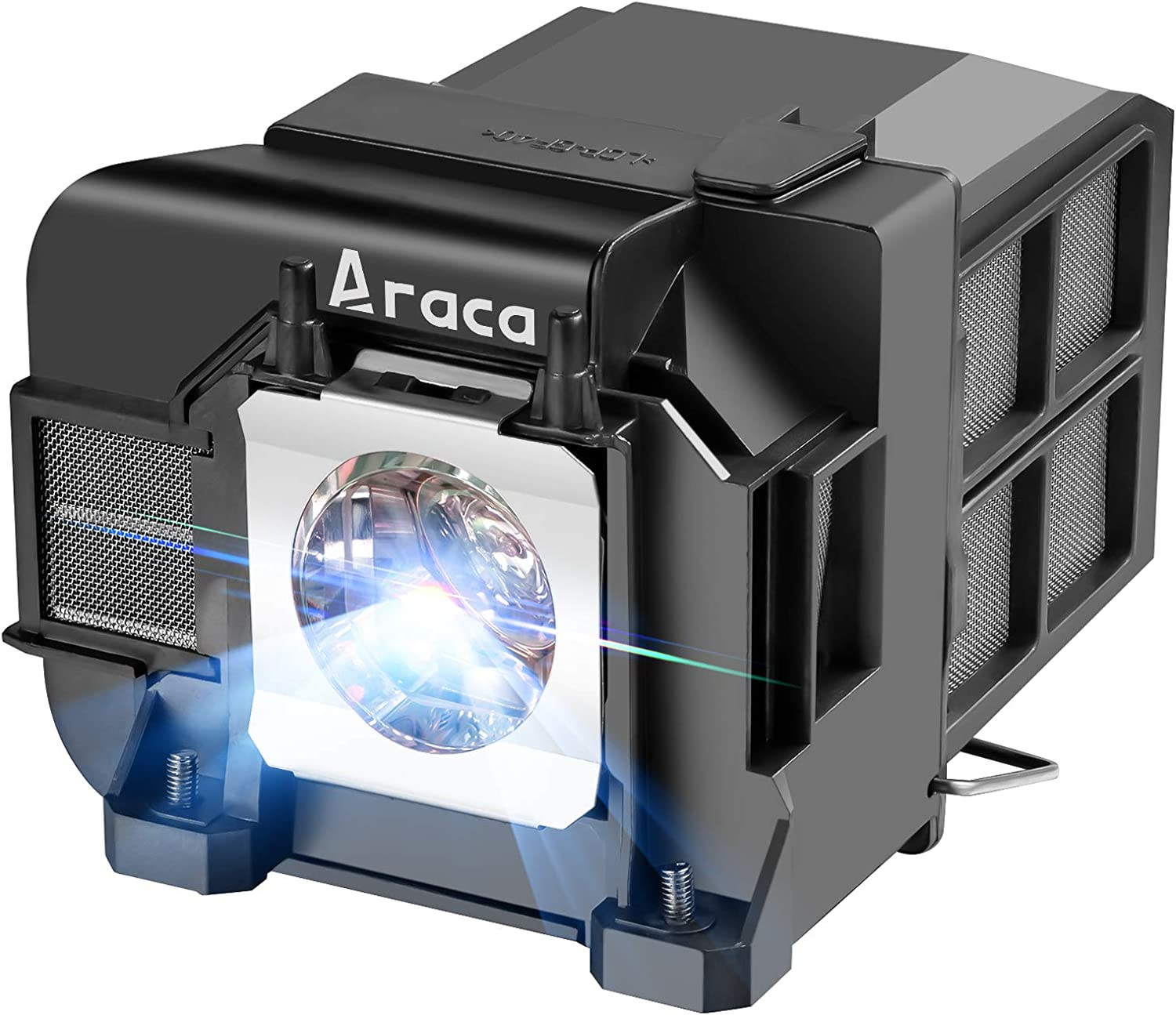 Araca ELPLP75 Projector Lamp with Housing for Epson PowerLite 1940W 1945W 1950 1960 1965 1955 EB-1945W EB-1960 Replacement Projector Lamp