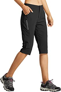 Libin Women's Hiking Shorts Quick Dry Stretch Camping/Golf Shorts Lightweight with Zippered Pockets