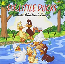 six little ducks cd