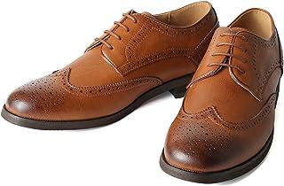 [ミッドランド フットウェアズ] フルブローグ ウィングチップ 紳士靴 靴 メンズ 軽量 革靴 メンズシューズ シューズ カジュアルシューズ 004
