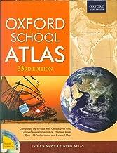 Oxford School Atlas with CD by Oxford University Press - Paperback