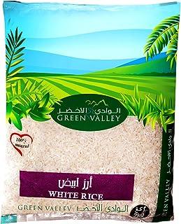 Green Valley White Rice - 2 kg White