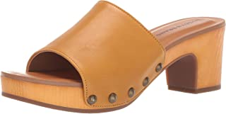 Lucky Brand Women's Fineena High Heel Clog
