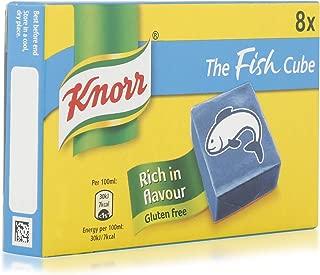 knorr fish stock cubes ingredients