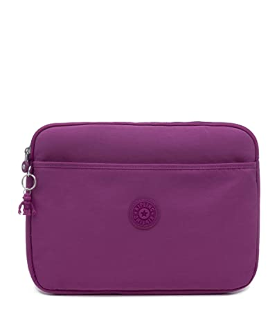 Kipling Laptop Sleeve 13 (Bright Pink) Bags