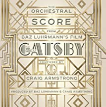 Best the great gatsby film score craig armstrong Reviews