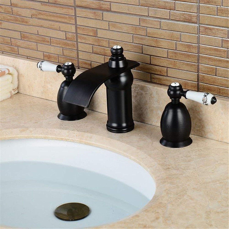 360 ° drehbarer Wasserhahn Retro Wasserhahnküchen-Hahn-Wannen-Mischbatterien Küchenspülen-Becken-Mischbatterie