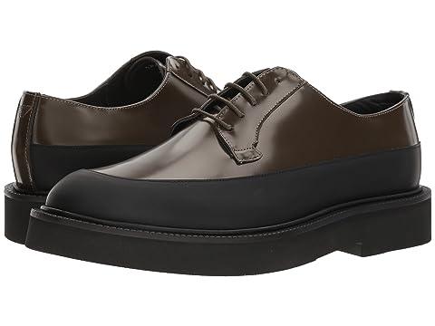 Emporio Armani Leather/Rubber Oxford