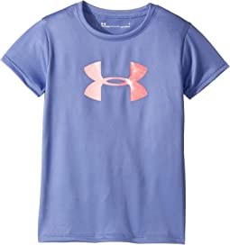 Glitter Big Logo Short Sleeve (Little Kids)