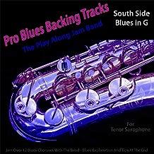 pro blues jam tracks
