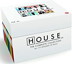 House M.D.: The Complete Collection Seasons 1-8