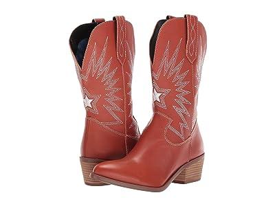 Dingo Rockstar (Rust) Cowboy Boots