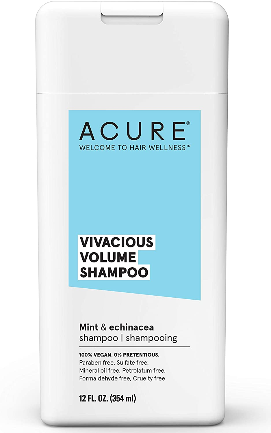 Acure Vivacious Volume Shampoo – Best Overall