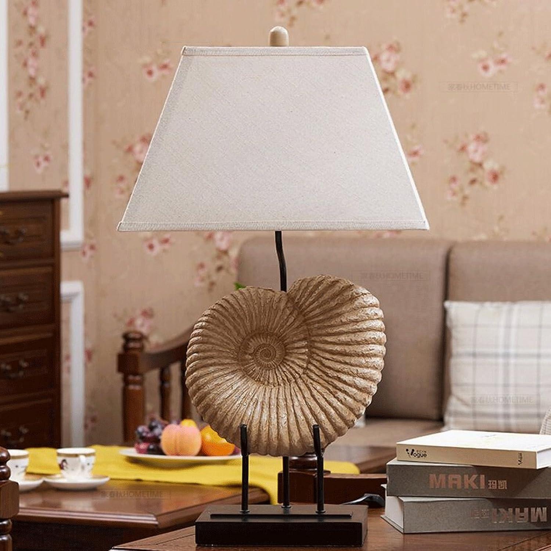 YYF Tischleuchte American American American Retro Land Lampe Schlafzimmer Nachttisch Lampe Wohnzimmer Studie Dekoration B07BWJHX3L     | Niedriger Preis und gute Qualität  a2e1d2
