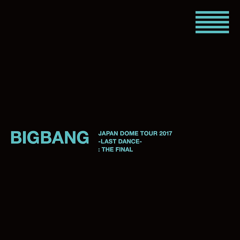 BIGBANG JAPAN DOME TOUR 2017 -LAST DANCE- : THE FINAL(DVD7枚組+CD2枚組)(スマプラ対応)(初回生産限定盤)