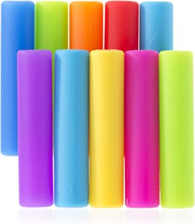 EcoJourney 10 Pack Silicone Tips for 1/4