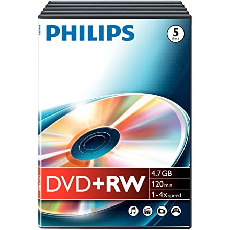 Philips Dw4s4t05f Dvd Rw Rohling Computer Zubehör