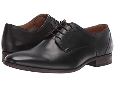 Steve Madden Dasher Oxford (Black Leather) Men