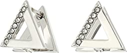 Triangle Hinge Earrings