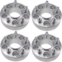 (4) 38mm Hub Centric 5x110 Wheel Spacers Fits Jeep Cherokee Renegade 1.5