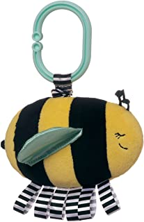 Manhattan Toy Cactus Garden Jet Bpa-Free Baby Toy with Jiggle Pull