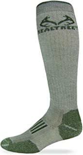 Heavyweight Merino Wool Tall All Season Boot Socks 1 Pair
