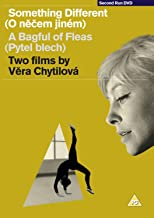 Something Different / A Bagful Of Fleas - Two Films By Vera Chytilova