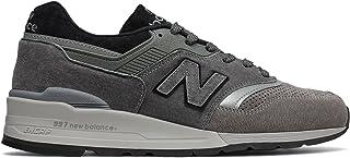 (ニューバランス) New Balance 靴?シューズ メンズライフスタイル 997 Winter Peaks Grey with Black グレー ブラック US 8 (26cm)