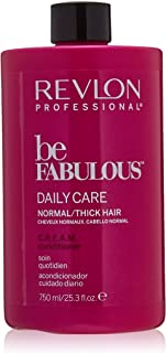 comprar comparacion Revlon Be Fabulous Daily Care Acondicionador Cuidado Diario para Cabello Normal 750 ml