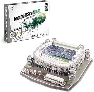 Zeye 3D Puzzle - Estadio Santiago Bernabeu - Real Madrid