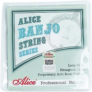 Alice Banjo Strings AJ06 2 Sets