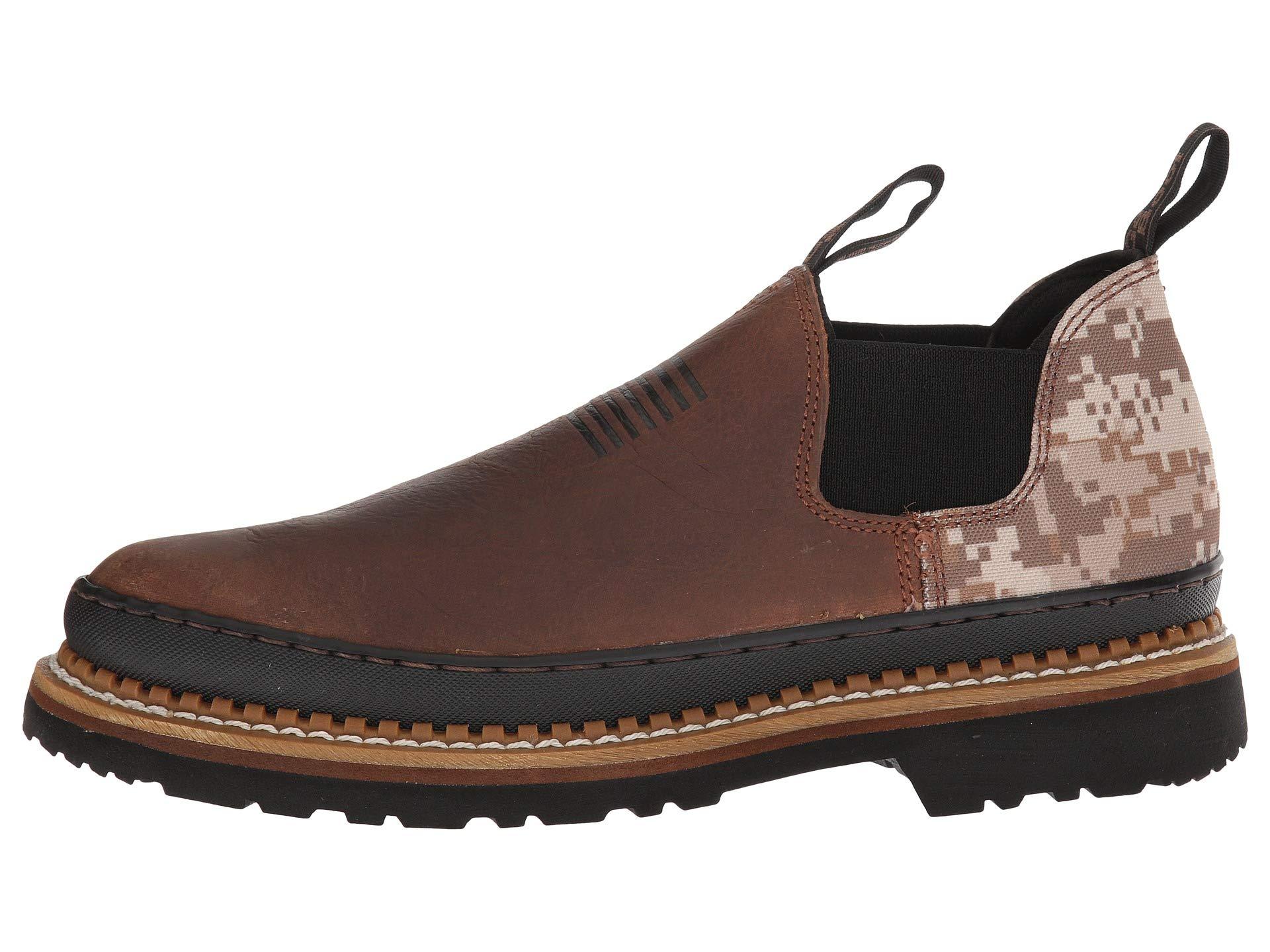 Camo camo Georgia Brown Romeo Desert Boot Giant rvxYFnx0