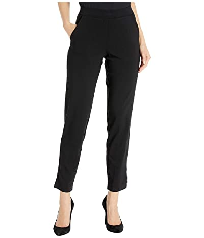 HUE Temp Tech Trouser Leggings (Black) Women
