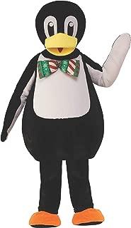 Rubie's Unisex-Adult's Oversized Penguin Mascot Costume, as Shown, Standard