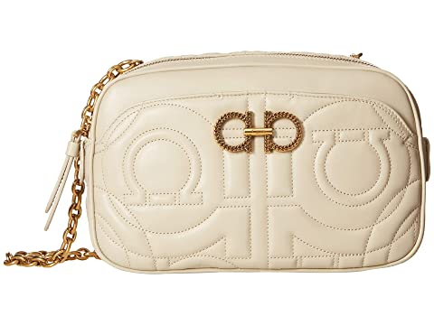 Salvatore Ferragamo Quilted Crossbody