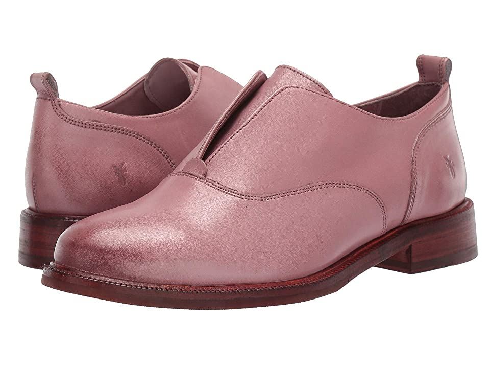 Frye Kelly CVO Oxford (Lilac Dip-Dyed Leather) Women's Slip-on Dress Shoes, Purple