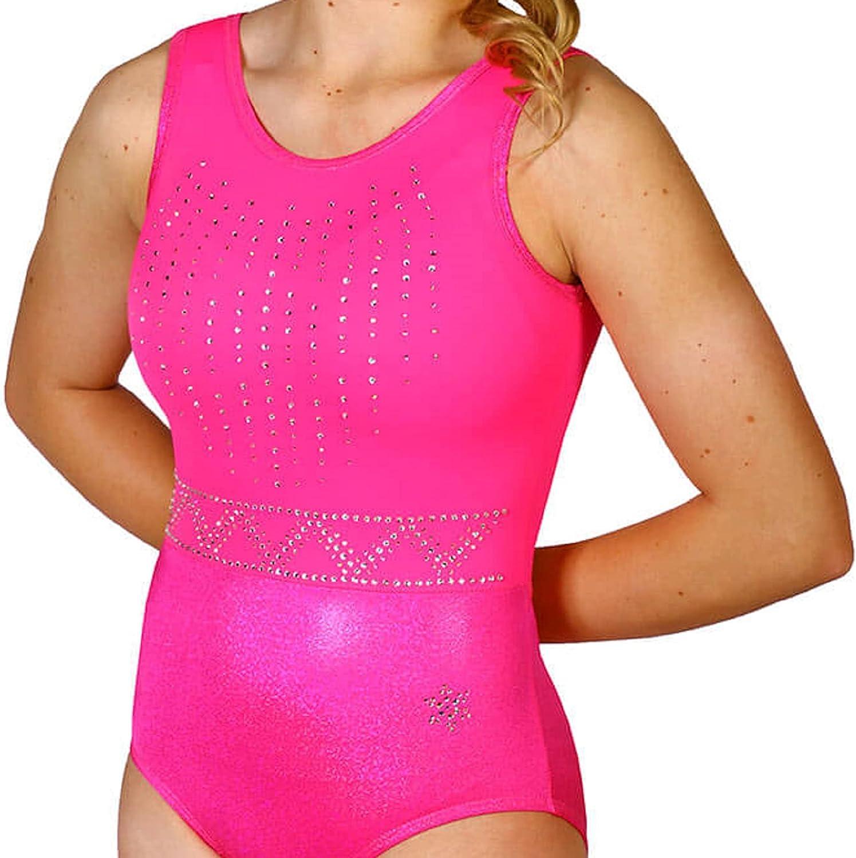 Snowflake Designs Shock half San Diego Mall Value Gymnastics or Dance Co Leotard 3 -