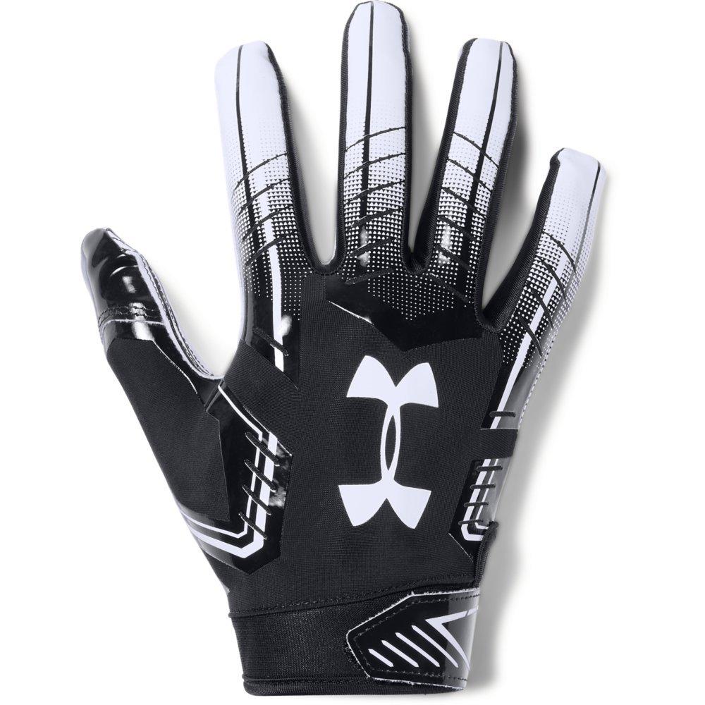 Under Armour Football Gloves Black
