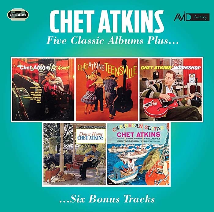 Updated 2021 – Top 7 Chet Atkins Back Home Hymns